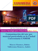 Contaminación del aire por material particulado en la ciudad universitaria.pdf