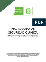 Protocolo Universidad de Santander