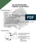 Manual Cyborg - Luz de Prata