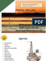 Horizontal Drillingg