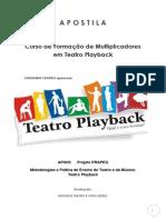 Apostila Teatro Playback