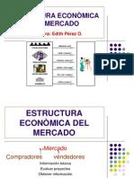 ESTRUCTURA ECONÒMICA DEL MERCADO (1)
