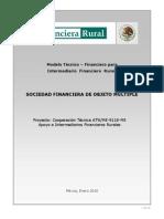 3 Guía para Constitucion de IFR