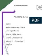Practica 2 Switch