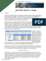 Autodesk Inventor 2011 (Part 2) – iLogic _ Deelip