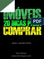 20 DICAS PARA COMPRAR IMÓVEIS