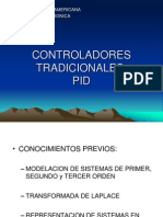 CONTROLADORES TRADICIONALES