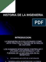 Historia a La Ingenieria