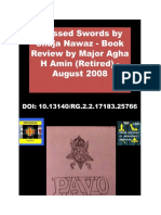 Crossed Swords-Shuja Nawaz