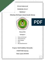 Teori Bilangan Kelompok 4 PDF