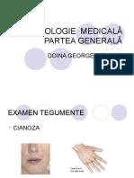 Semiologie Medicala Generala de Pe Net Cu Poze