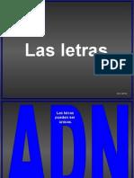 LasLetras. (AA)