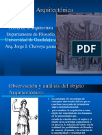 Ontología Arquitectónica