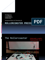 rollercoaster project