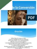 Etapa de la conversión