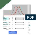 Dynamic Distributions Six Sigma