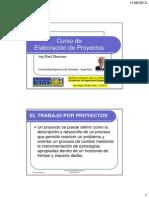 Curso Elaboracion de Proyectos R Barroso