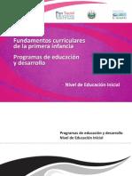 EDUCACION INICIAL 2014