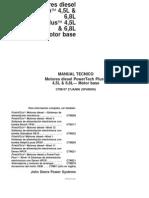 Manual Retroexcavadoras Serie 580m Sm 590sm Case