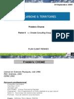 Frédéric Chomé - Bilan Carbone Et Territoires