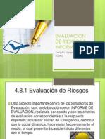 Evaluacion de Riesgos e Informe Final