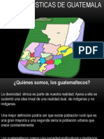 PRESENTACIÓN REALIDAD GUATEMALTECA