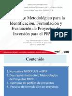 Gestion Municipal Mopt Bid Programa 1 MetodologicoPRVC I