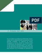 Analisis Estado Del Aire BTX -Ecuador