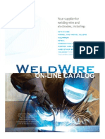 Weld Wire Catalog