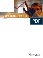 Software Exchange - Corporate Profile