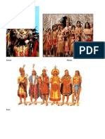 Mayas Aztecas Incas