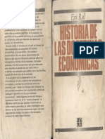 2. Roll - Historia de las doctrinas económicas (1)