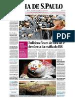 Folha de São Paulo,18 de Fevereiro de 2014