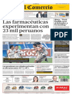 D-EC-24062013 - El Comercio - Portada - Pag 1