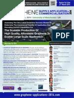 2 Graphene Supply Applicaton and Commercialisation Uk 2014