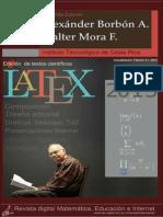 Www.tec-digital.itcr.Ac.cr Revistamatematica Libros LATEX LaTeX 2013