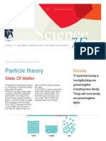 partical theory