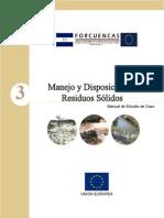 Manejo y Disposición de Residuos Sólidos