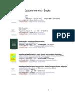 Preferd Books for Dc
