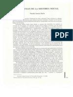 Natalie Z. Davis. Las Formas de La Historia Social_text