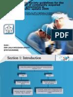 Guidelines of Pneumonia 2009