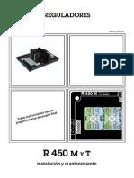 Regulador r450 m y t