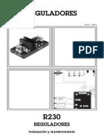 REGULADOR R230
