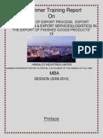 Exportimport Documentation