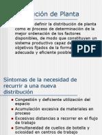 1.2 Distribucion de Planta