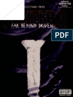 Pantera - Selections From Far Beyond Driven
