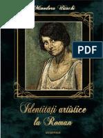 Identitati Artistice La Roman - Minodora Ursachi (pag. 1-116)
