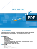 UMTS Releases