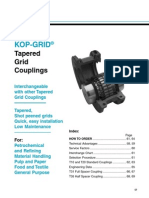 Kf 006 Grid Couplings