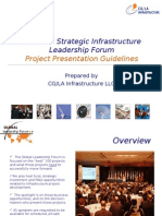 Forum Project Presentation Guidelines English